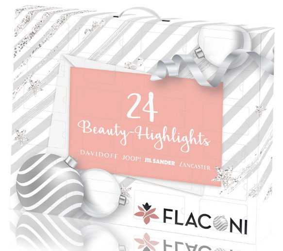 Flaconi Beauty Highlights Adventskalender