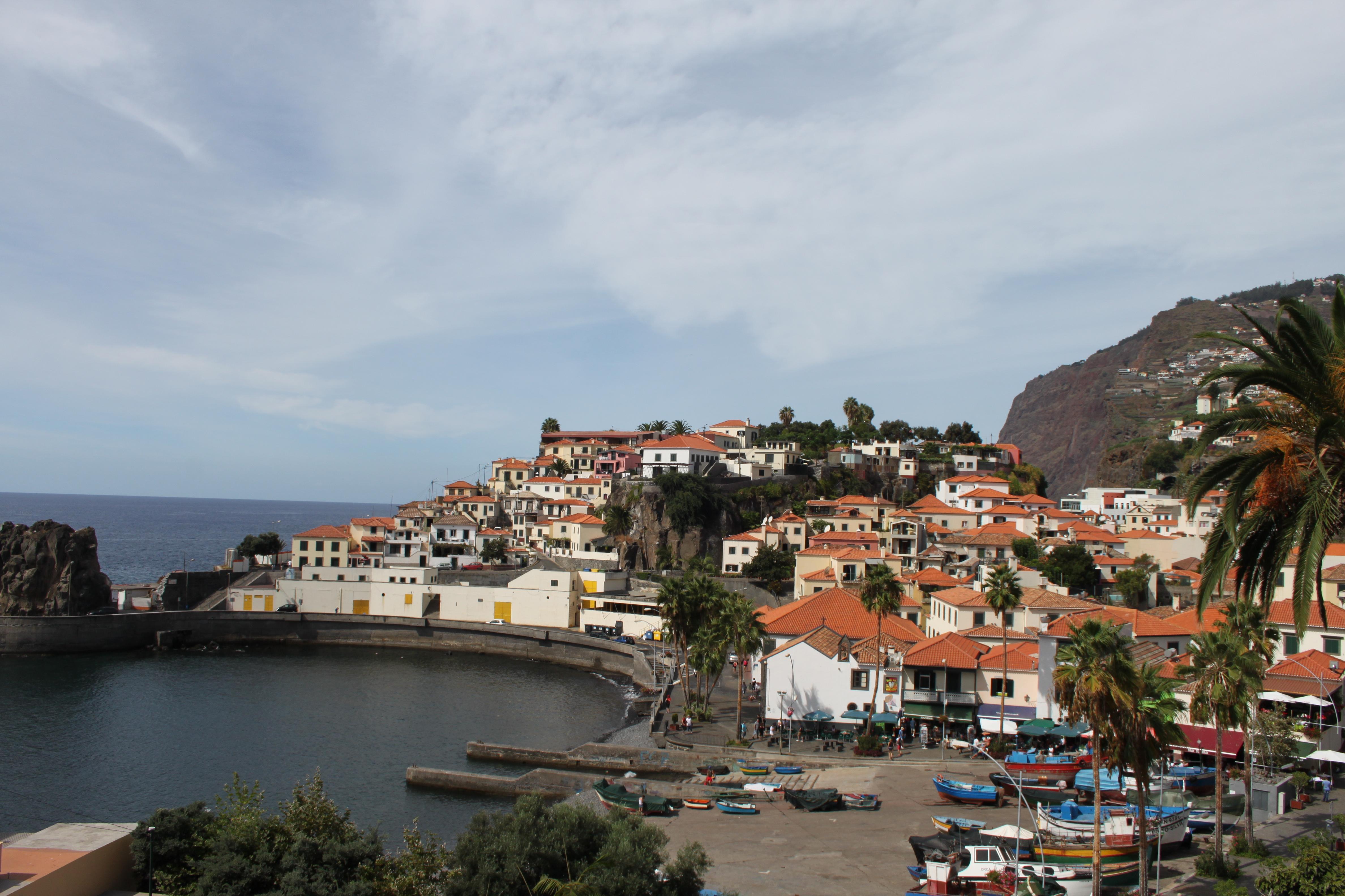 Aida Kreuzfahrt Kanaren und Madeira - Madeira Camera de Lobos