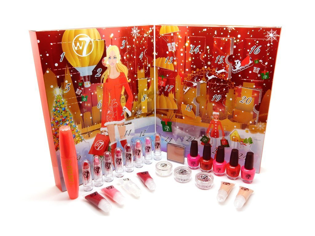 W7 Countdown to Christmas Adventskalender