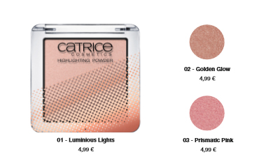 "Catrice Limited Edition ""Prêt-à-Lumière"" – Highlighting Powder"