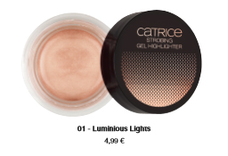 "Catrice Limited Edition ""Prêt-à-Lumière"" – Strobing Gel Highlighter"