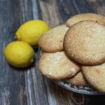 It's Plätzchen Time – Zitronen Taler und Giveaway