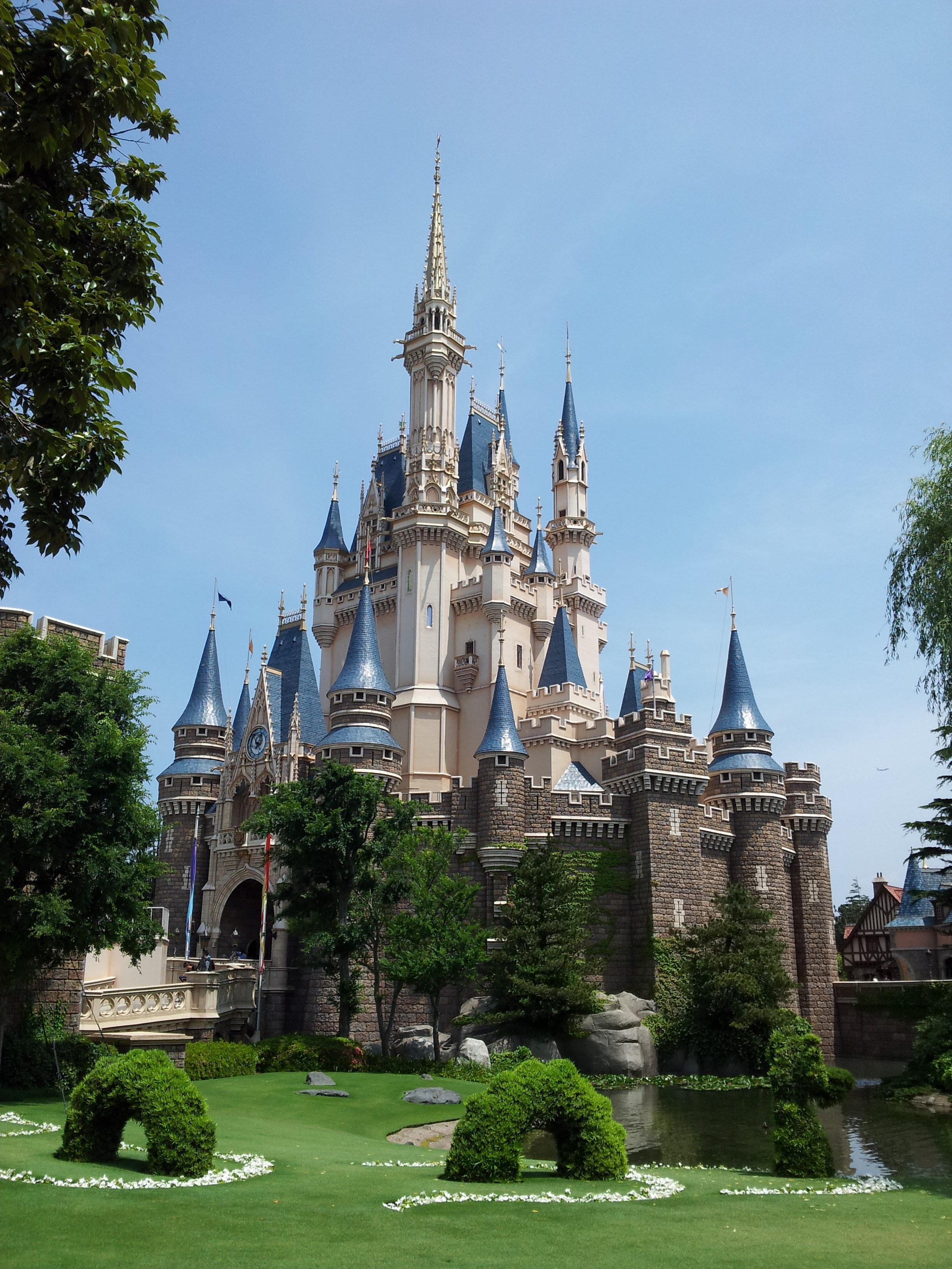 5 Tage in Tokio - Disneyland