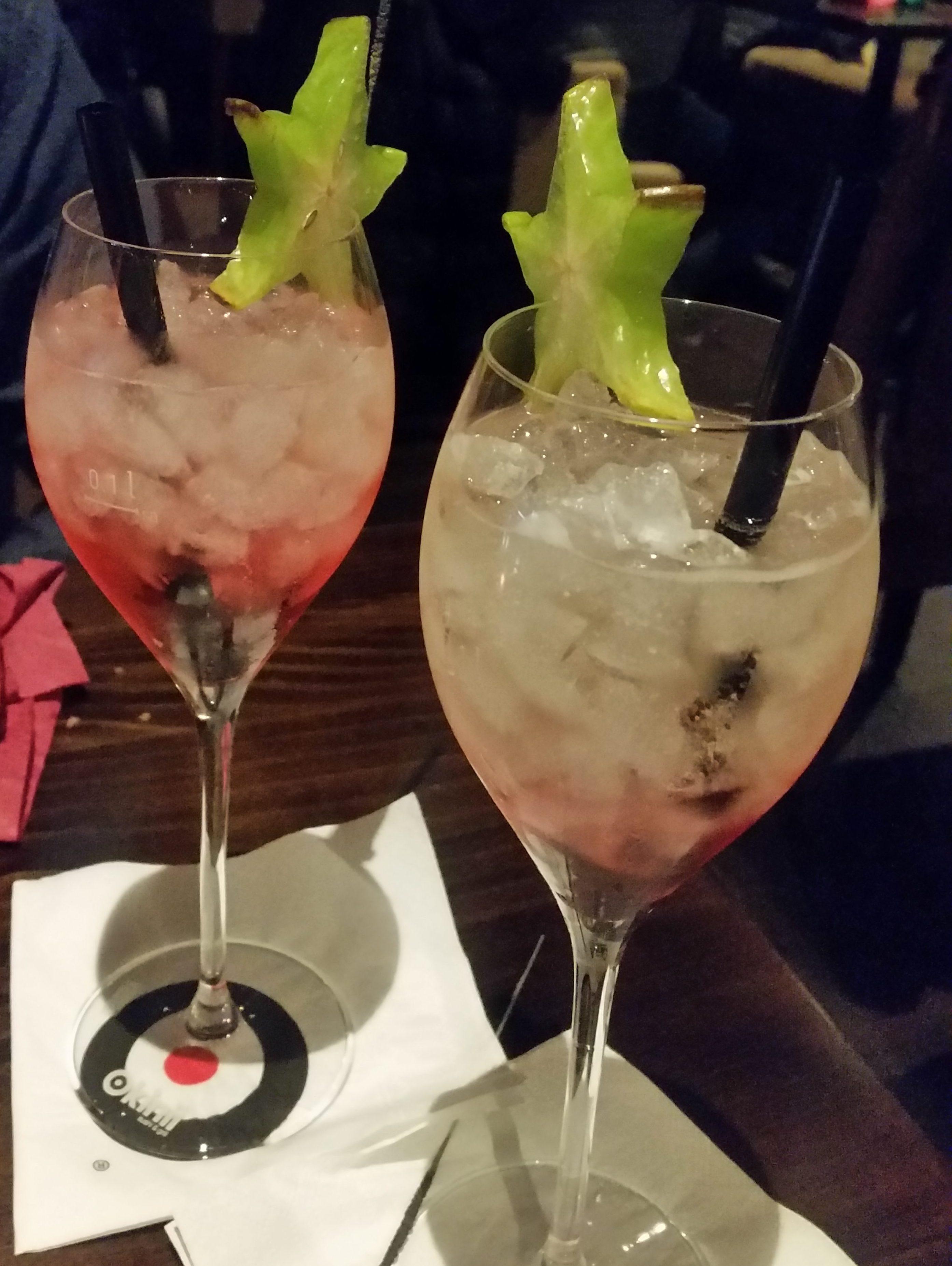 Wochenrückblick 01/ 2017 - Okinii Cocktails