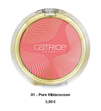 "Catrice Limited Edition ""Pulse of Purism"" – Powder Blush"