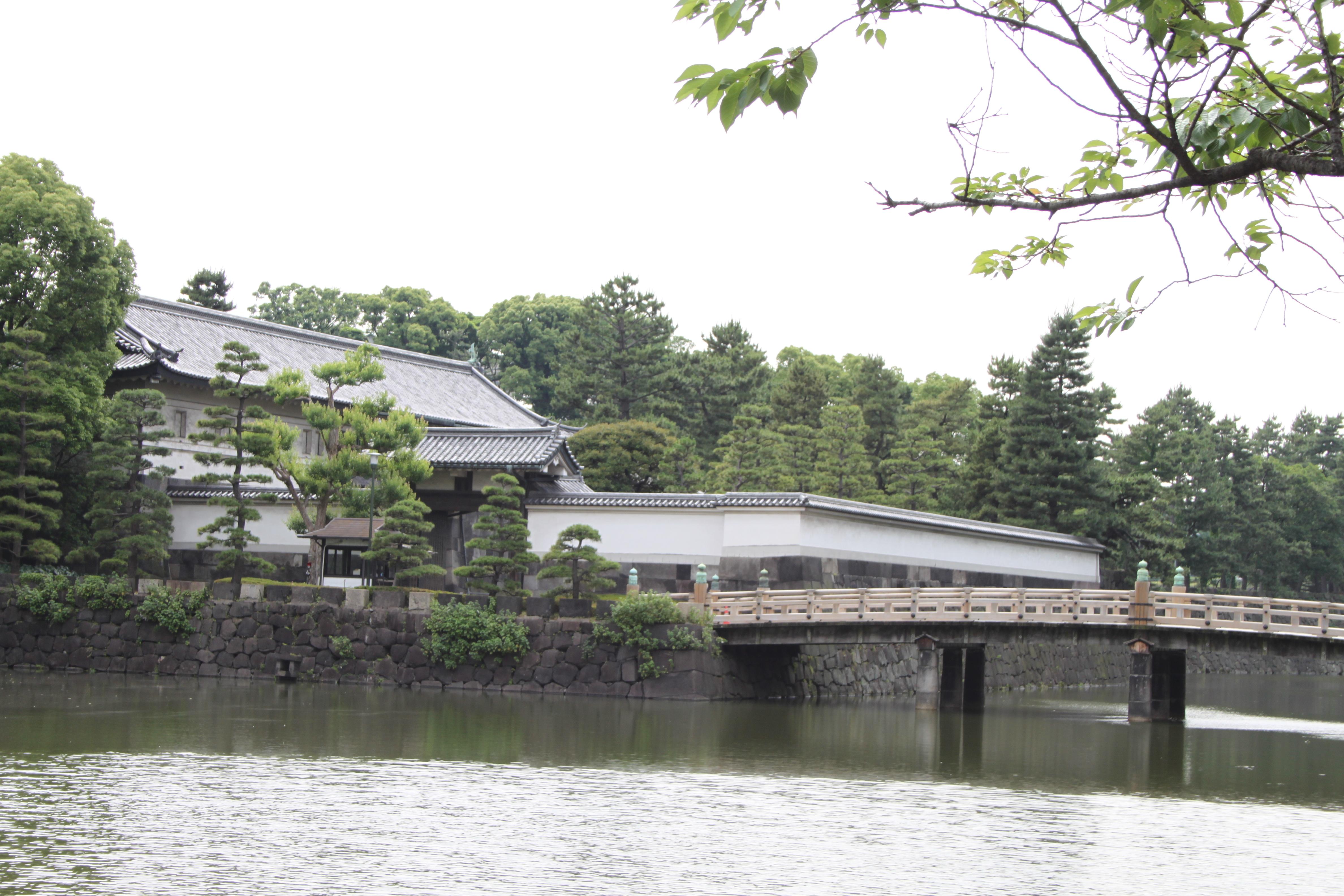 5 Tage in Tokio - Kaiserpalast