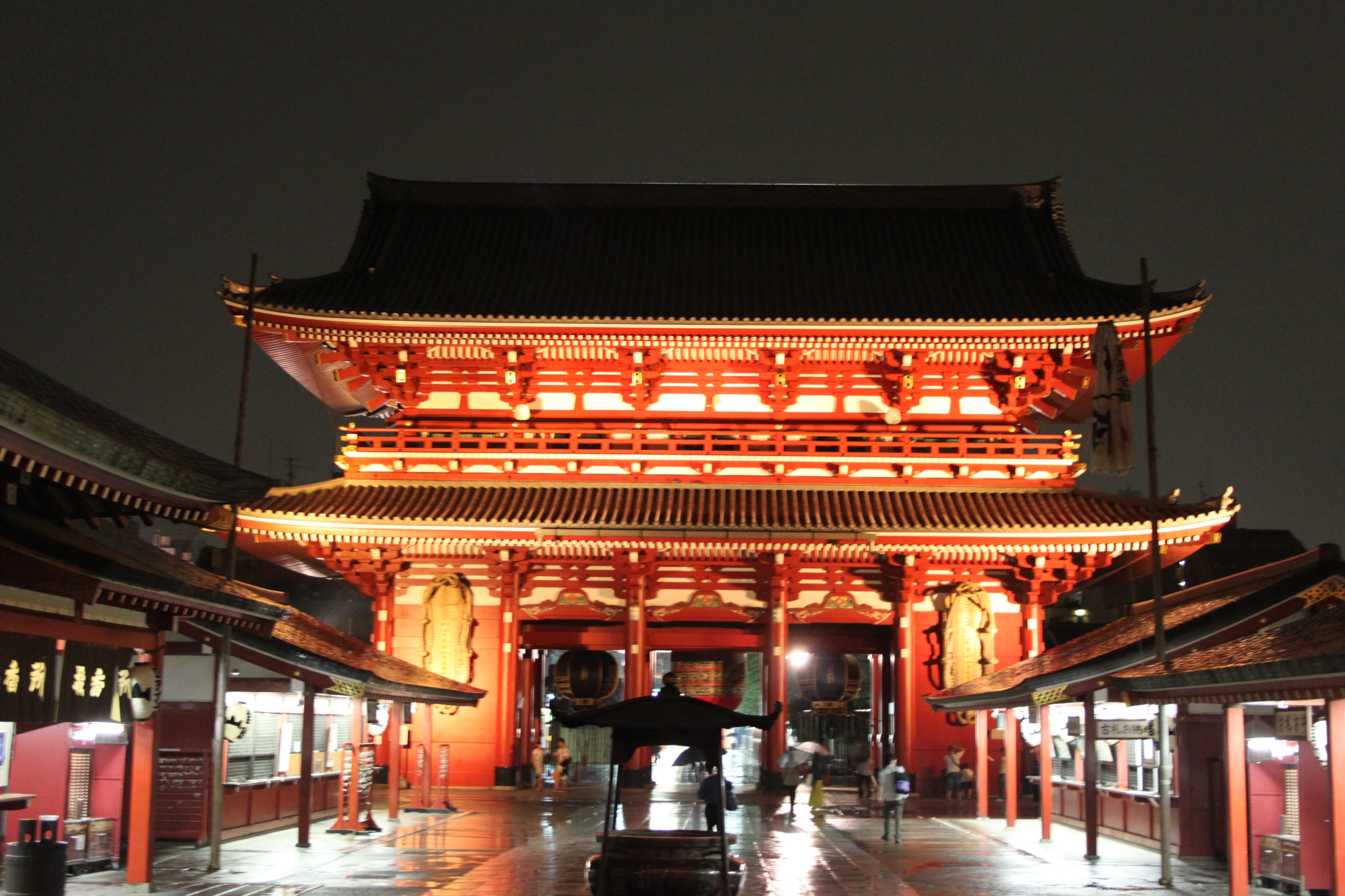 5 Tage in Tokio - Senso-ji - Asakusa
