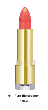 """Catrice Limited Edition """"Pulse of Purism"""" – 2-Tone Lipstick"""