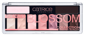 "Catrice Limited Edition ""It Pieces"" – The Nude Blossom Collection Eyeshadow Palette"