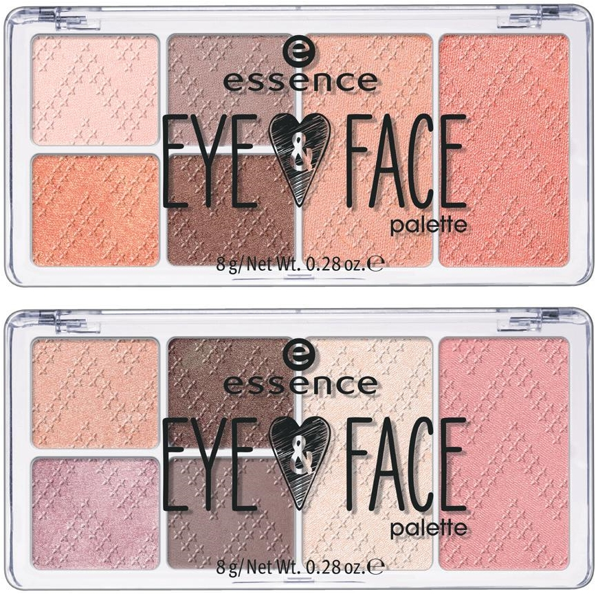 "essence trend edition ""try it. love it!"" - essence eye & face palette"