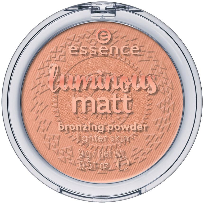 "essence trend edition ""try it. love it!"" - essence luminous matt bronzing powder"