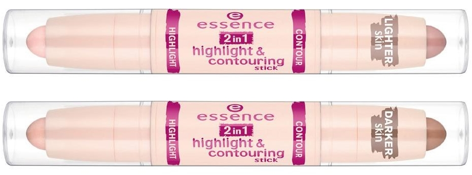 "essence trend edition ""try it. love it!"" - essence 2in1 highlight & contouring stick"