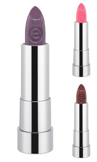 "essence trend edition ""try it. love it!"" - essence sheer & shine lipstick prisma glow"
