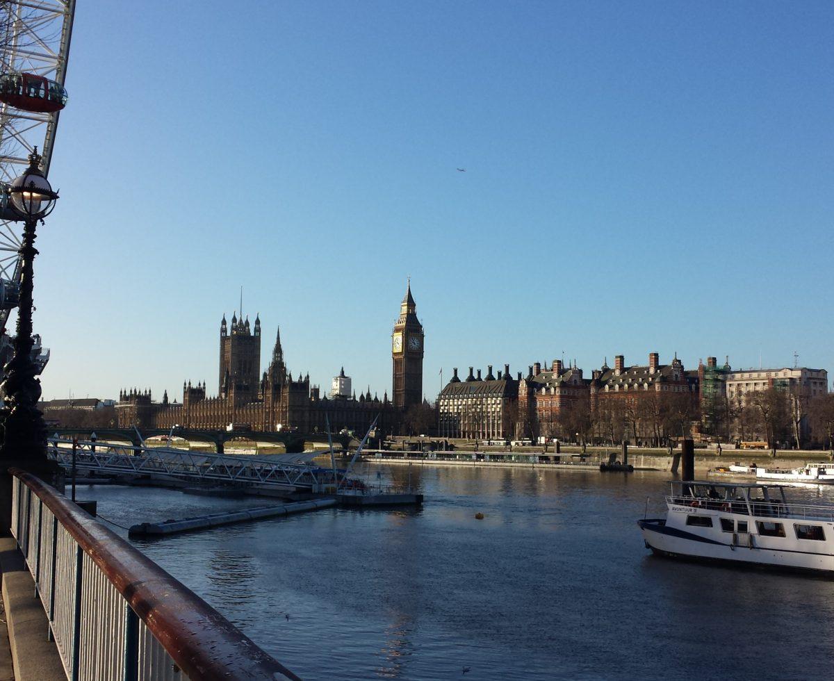 Wochenrückblick 08/ 2017 - 4 Tage in London – Tipps und Sehenswertes