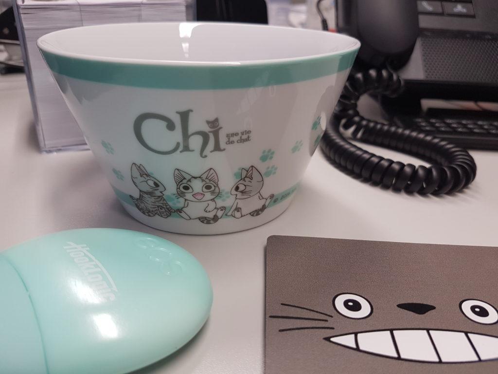 Wochenrückblick 05/ 2017 - Müslischüssel, Bowl Chi, Totoro, eos Handcreme