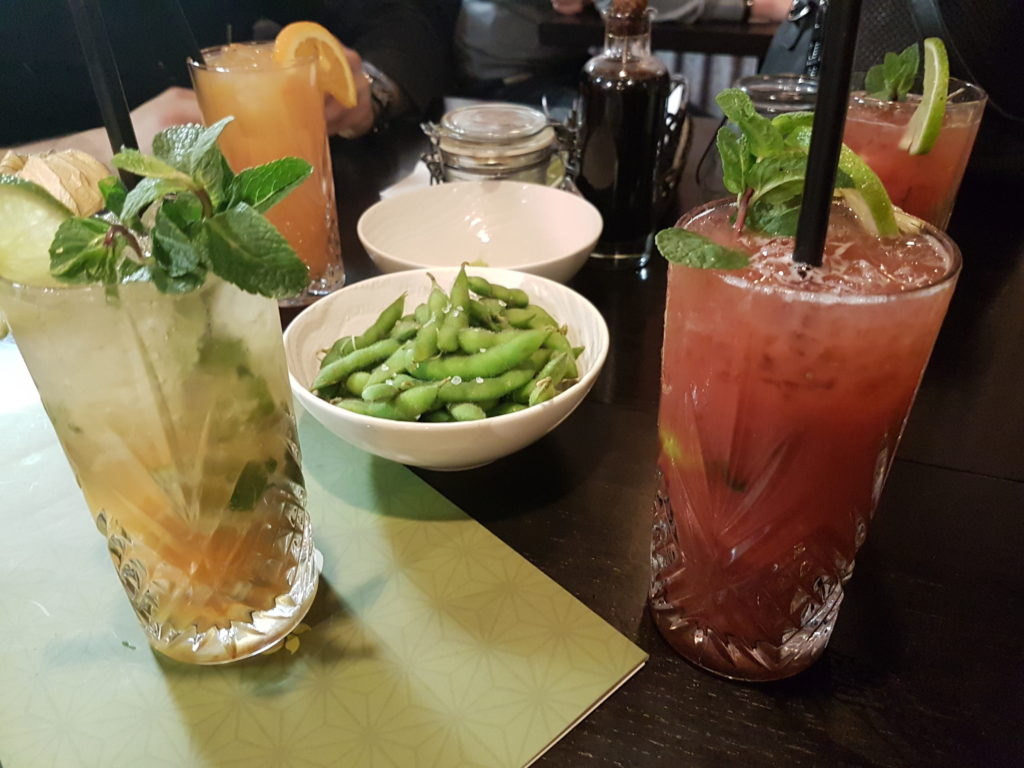 Wochenrückblick 06/ 2017 - Cocktail @ Coa