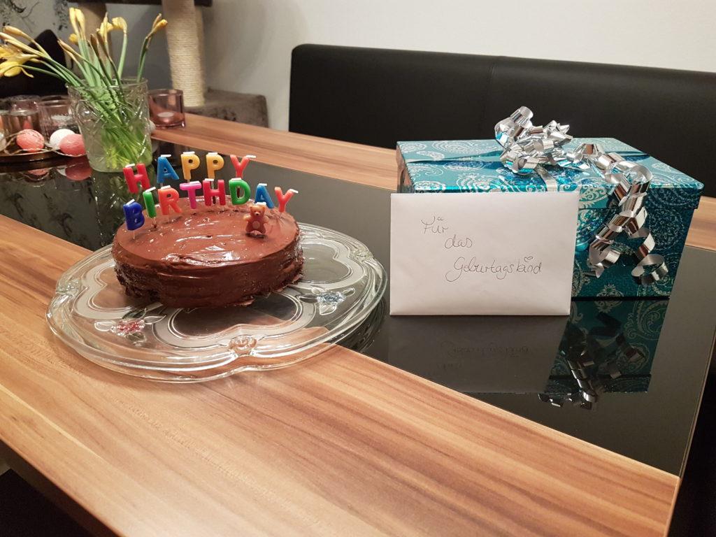 Wochenrückblick 07/ 2017 - Birthday Cake