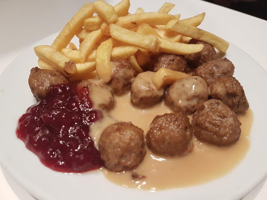 Wochenrückblick 07/ 2017 - IKEA Köttbullar
