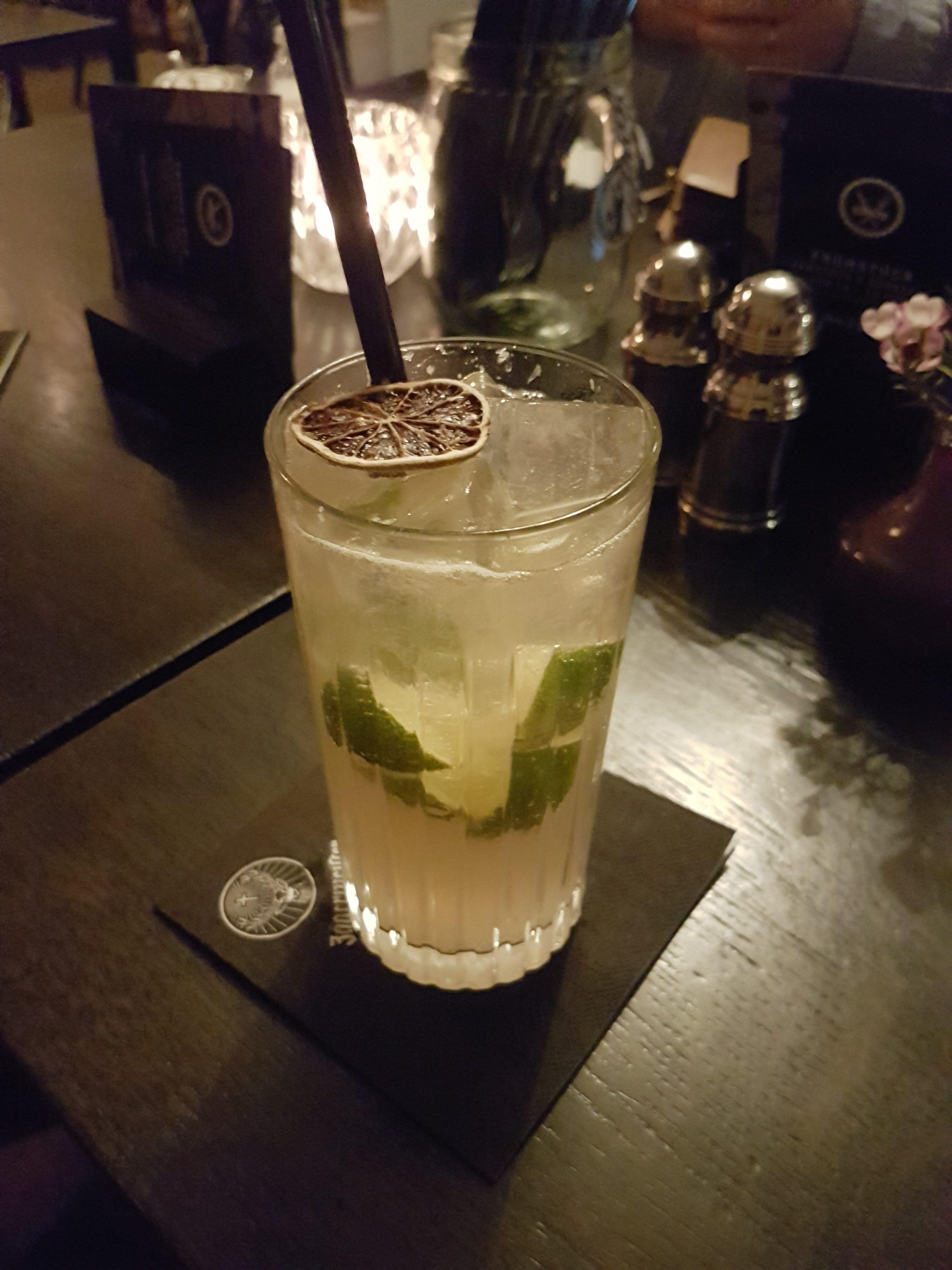 Wochenrückblick 08/ 2017 - Cocktails Afterwork