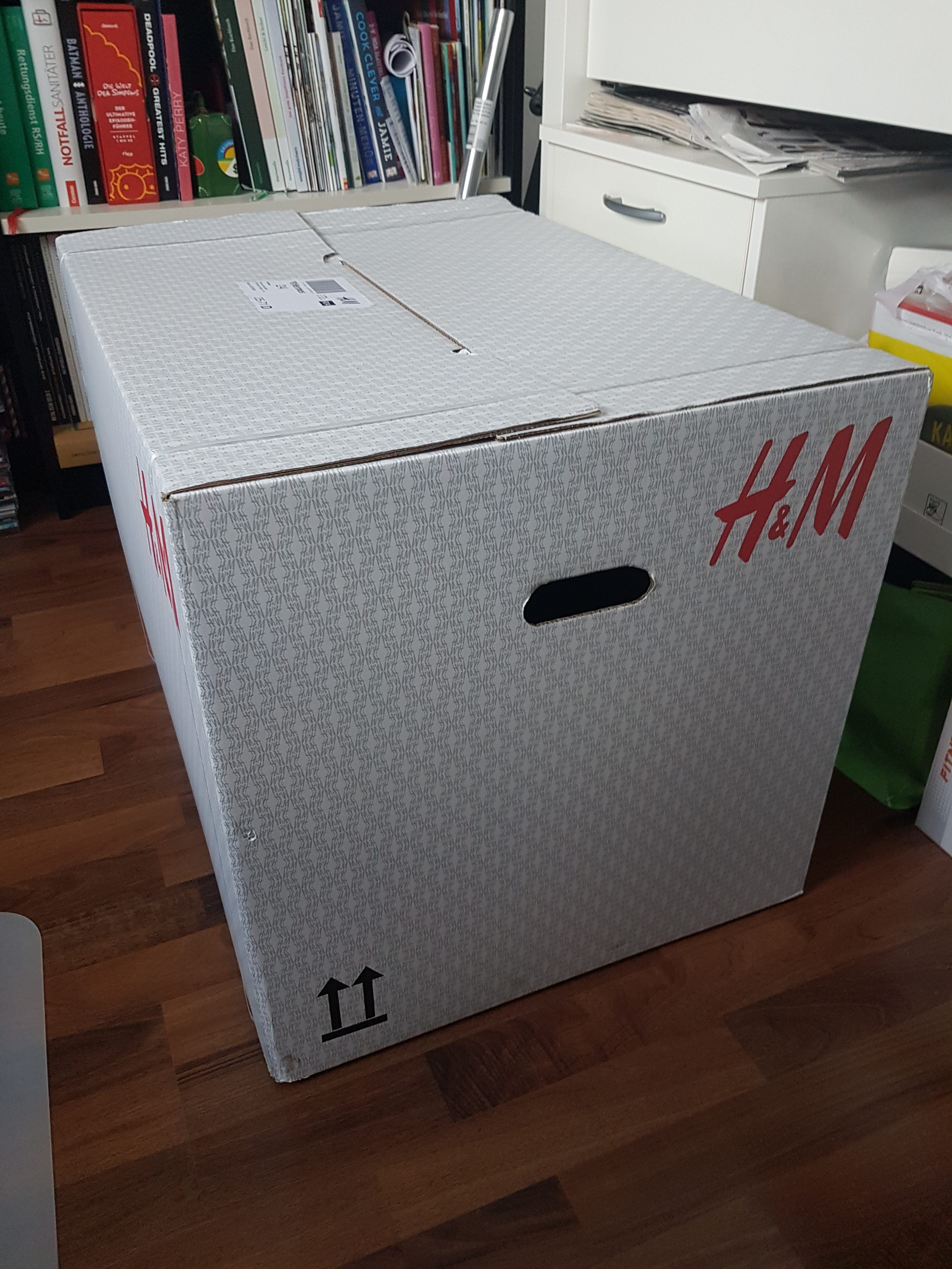 Wochenrückblick 08/ 2017 - Kleine H&M Bestellung