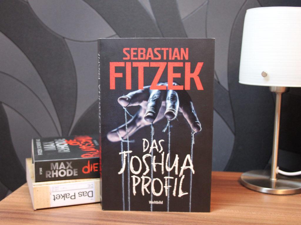 Update Lesechallenge - Januar und Februar - Das Joshua Profil - Sebastian Fitzek