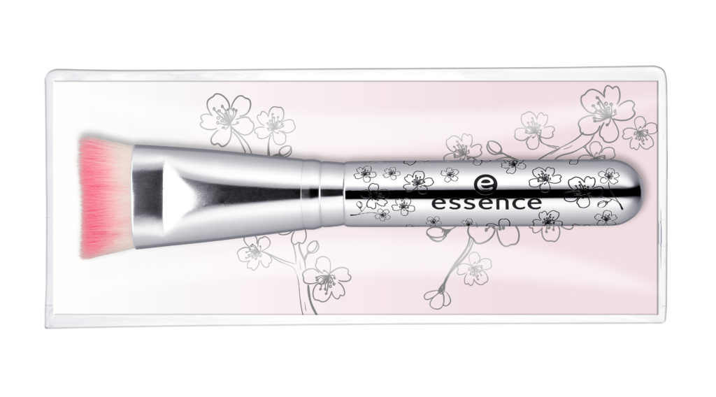 "essence trend edition ""blossom dreams"" - highlighter & blush brush"