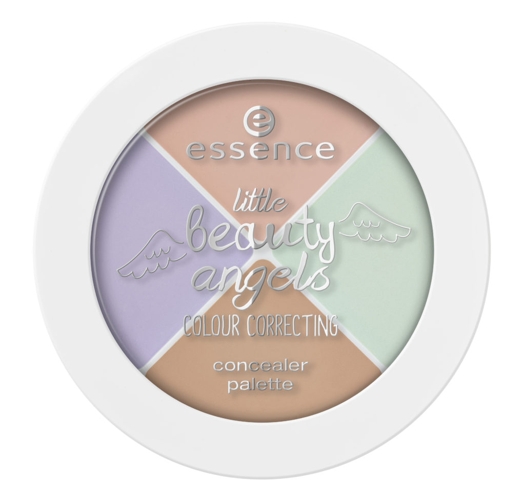 "essence trend edition ""little beauty angels colour correcting"" - concealer palette"