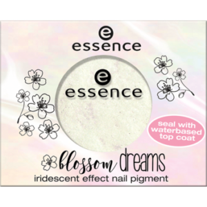 "essence trend edition ""blossom dreams"" - iridescent effect nail pigment"