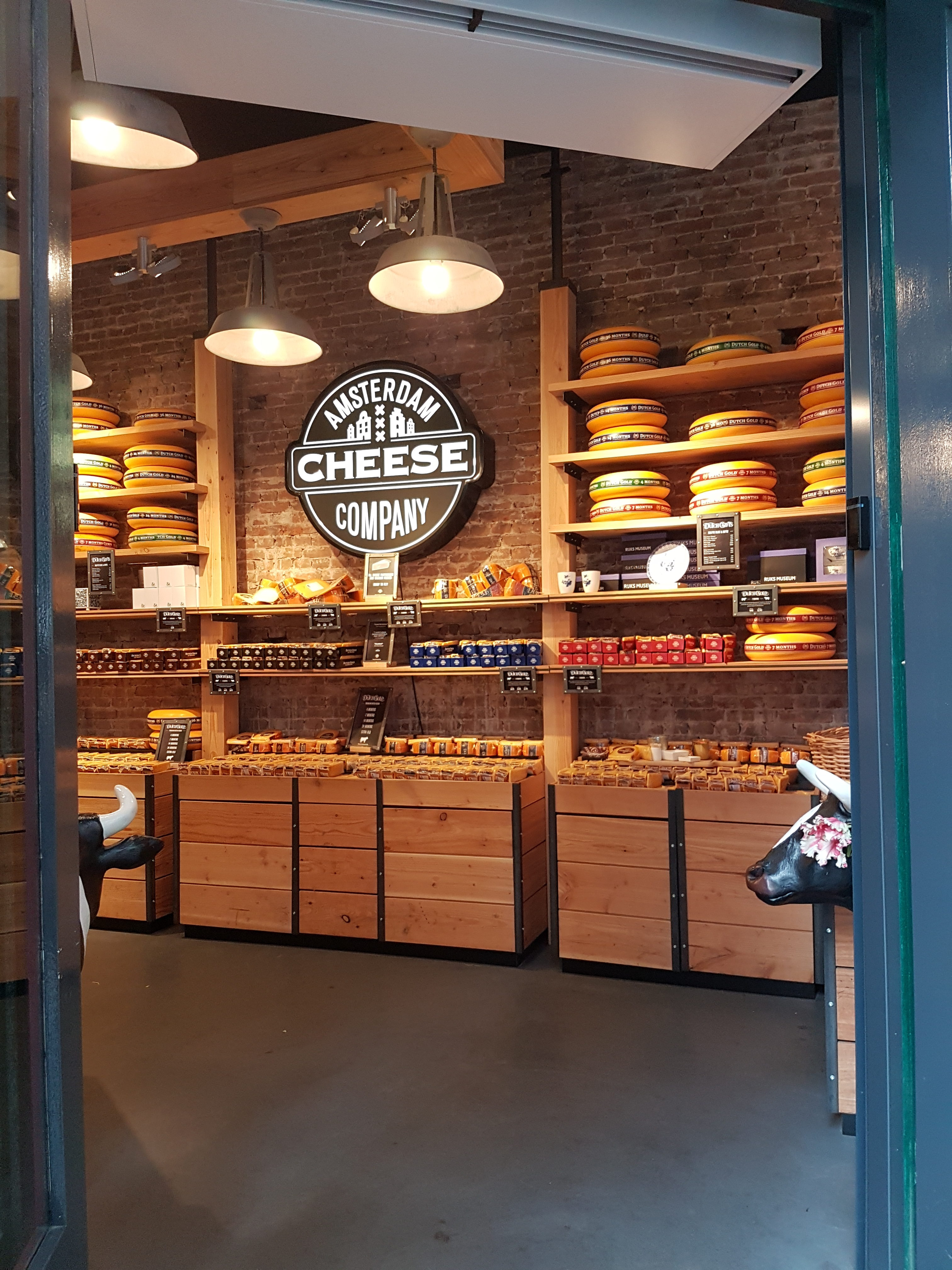 Food Diary - Amsterdam - Amsterdam Cheese Company