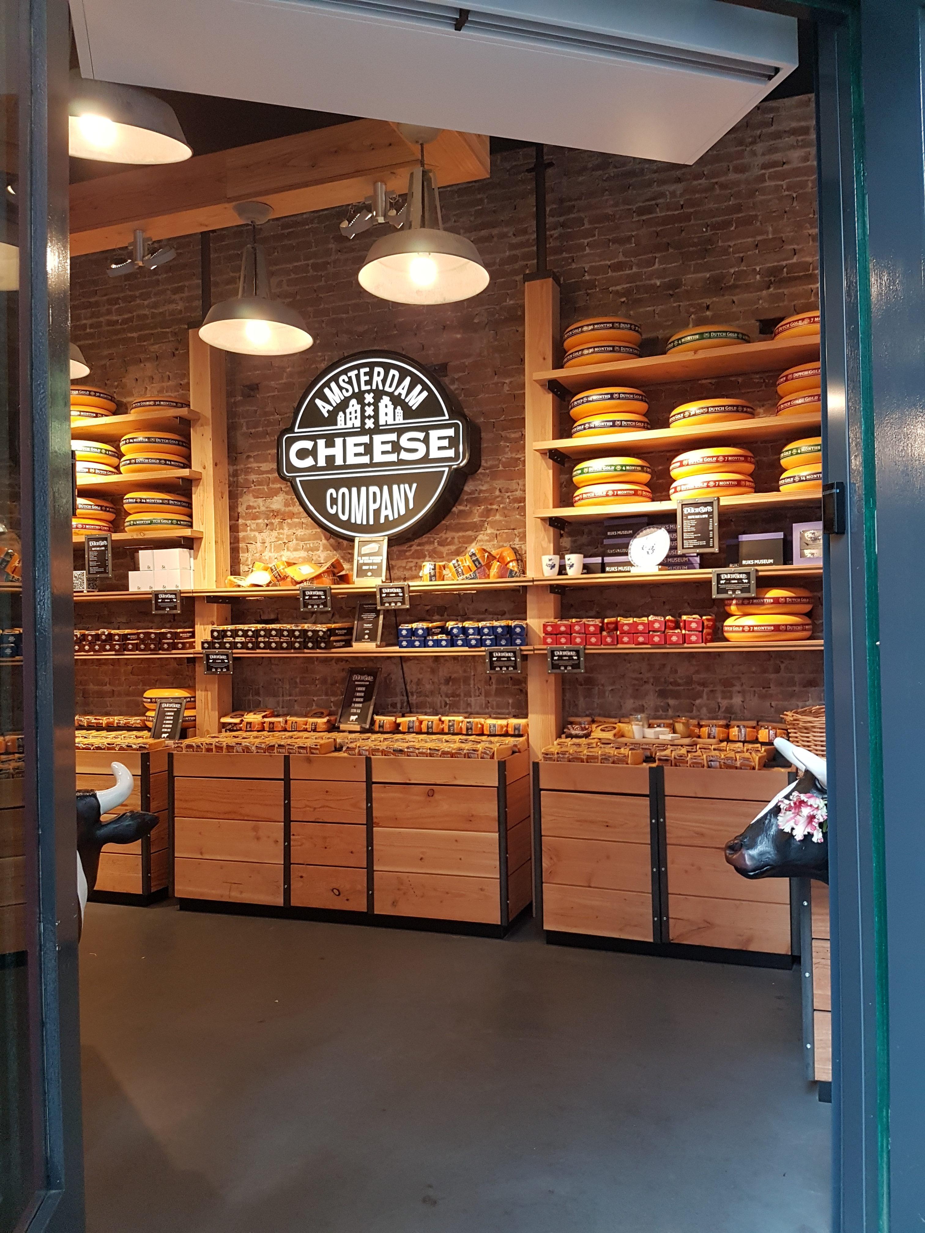 Ein Wochenende in Amsterdam - Amsterdam Cheese Company