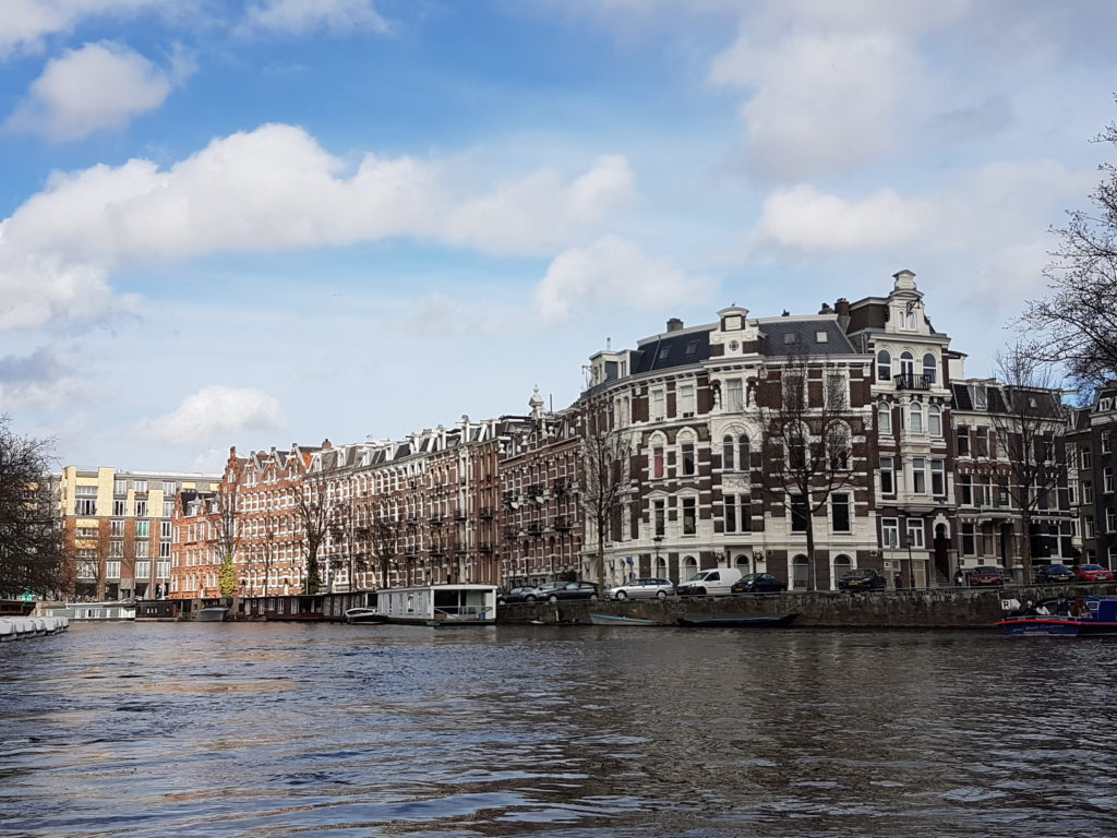 Ein Wochenende in Amsterdam - Grachtengürtel