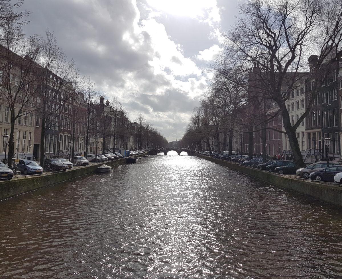 Wochenrückblick 11/ 2017 - Ein Wochenende in Amsterdam