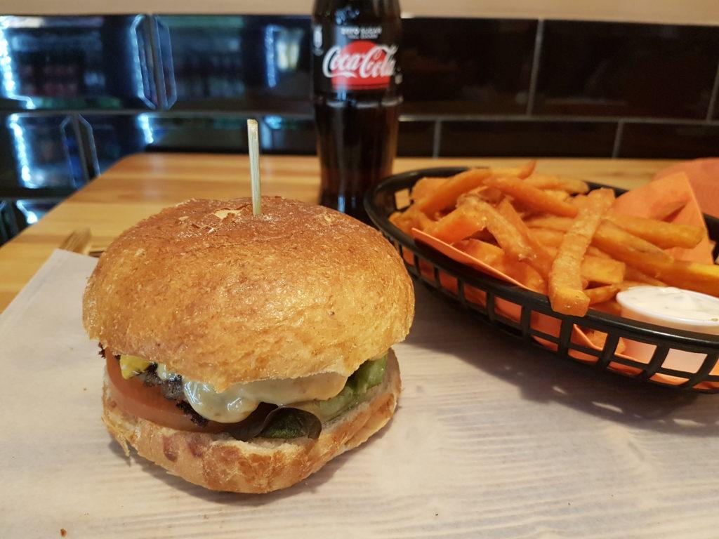 Wochenrückblick 11/ 2017 - Lil Bro bei den Burger Brothers in Essen