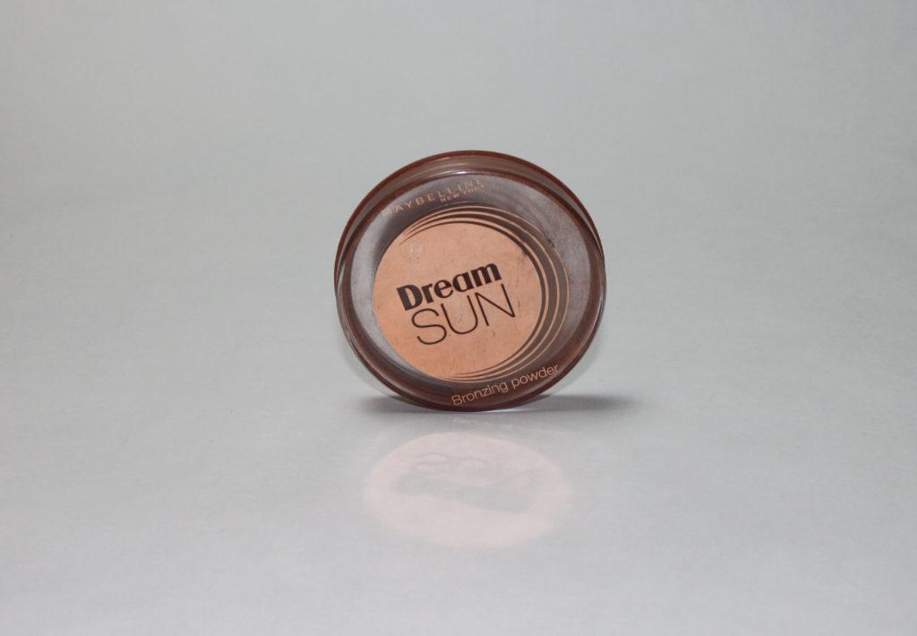 Aufgebraucht 2017 #1 – MakeUp - Maybelline Dream Sun Bronzing Powder