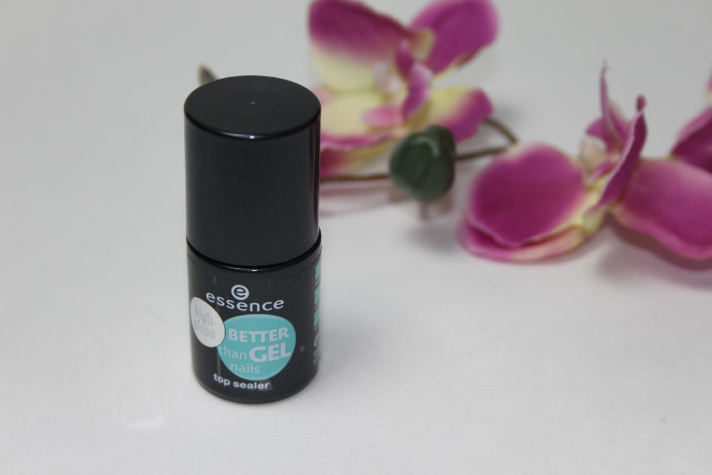 essence Better than Gel Nails Top Sealer