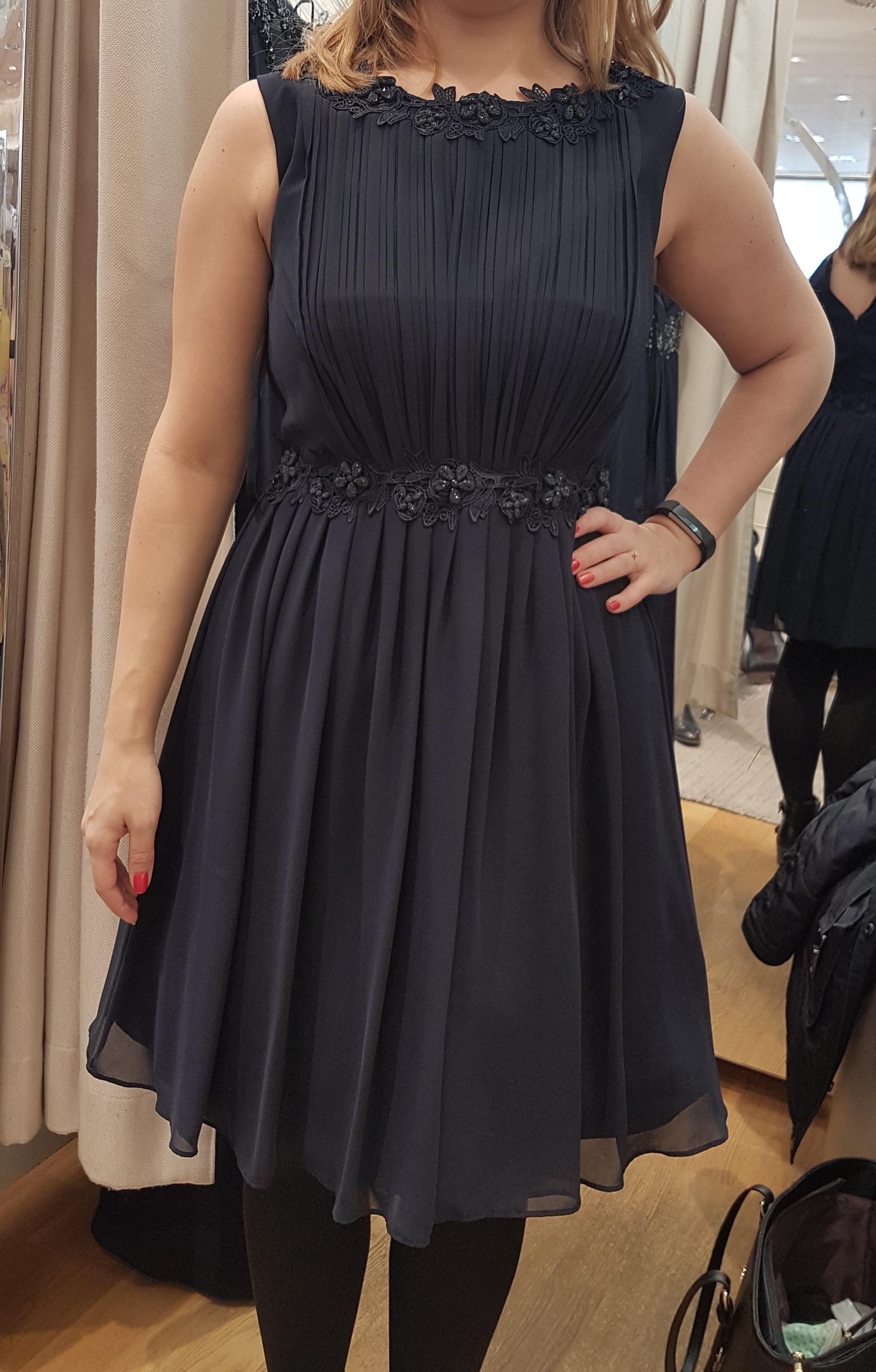 Wochenrückblick 16/ 2017 - Kleid von PeekCloppenburg