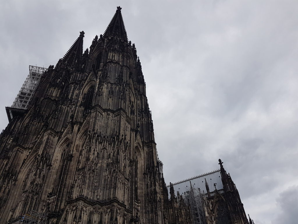 Wochenrückblick 16/ 2017 - Kölner Dom