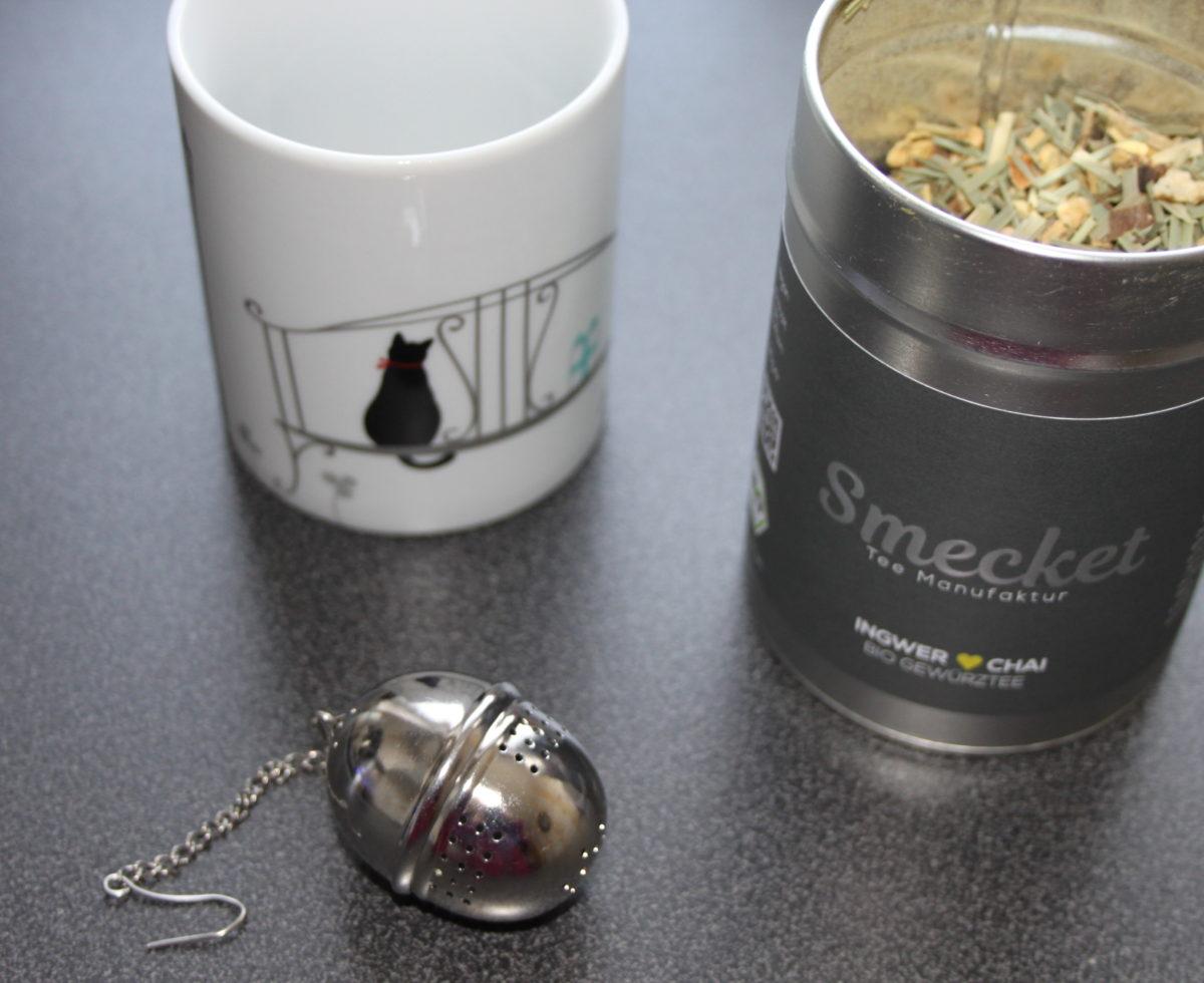 Wochenrückblick 16/ 2017 - Für Teeliebhaber – Smecket Tee