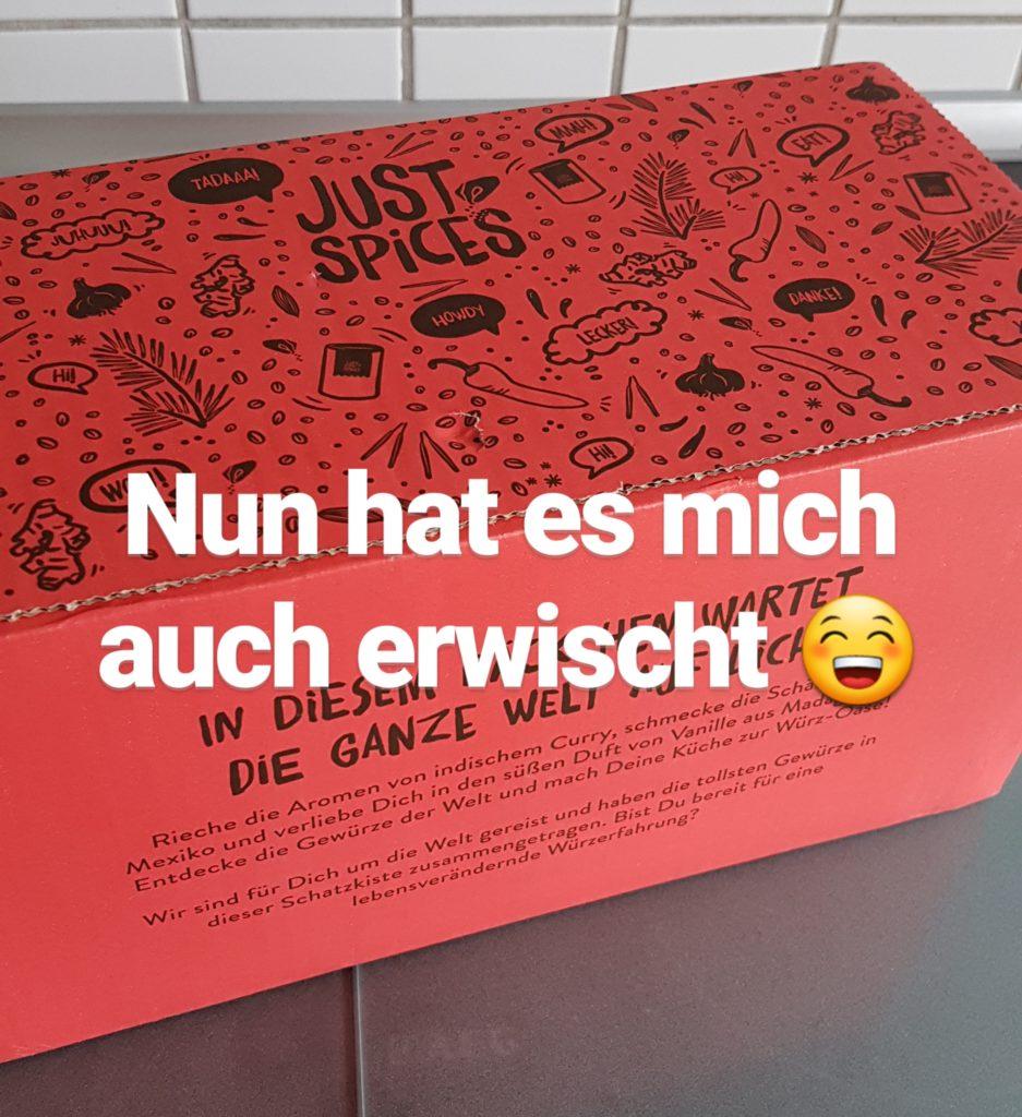 Wochenrückblick 15/ 2017 - Just Spices