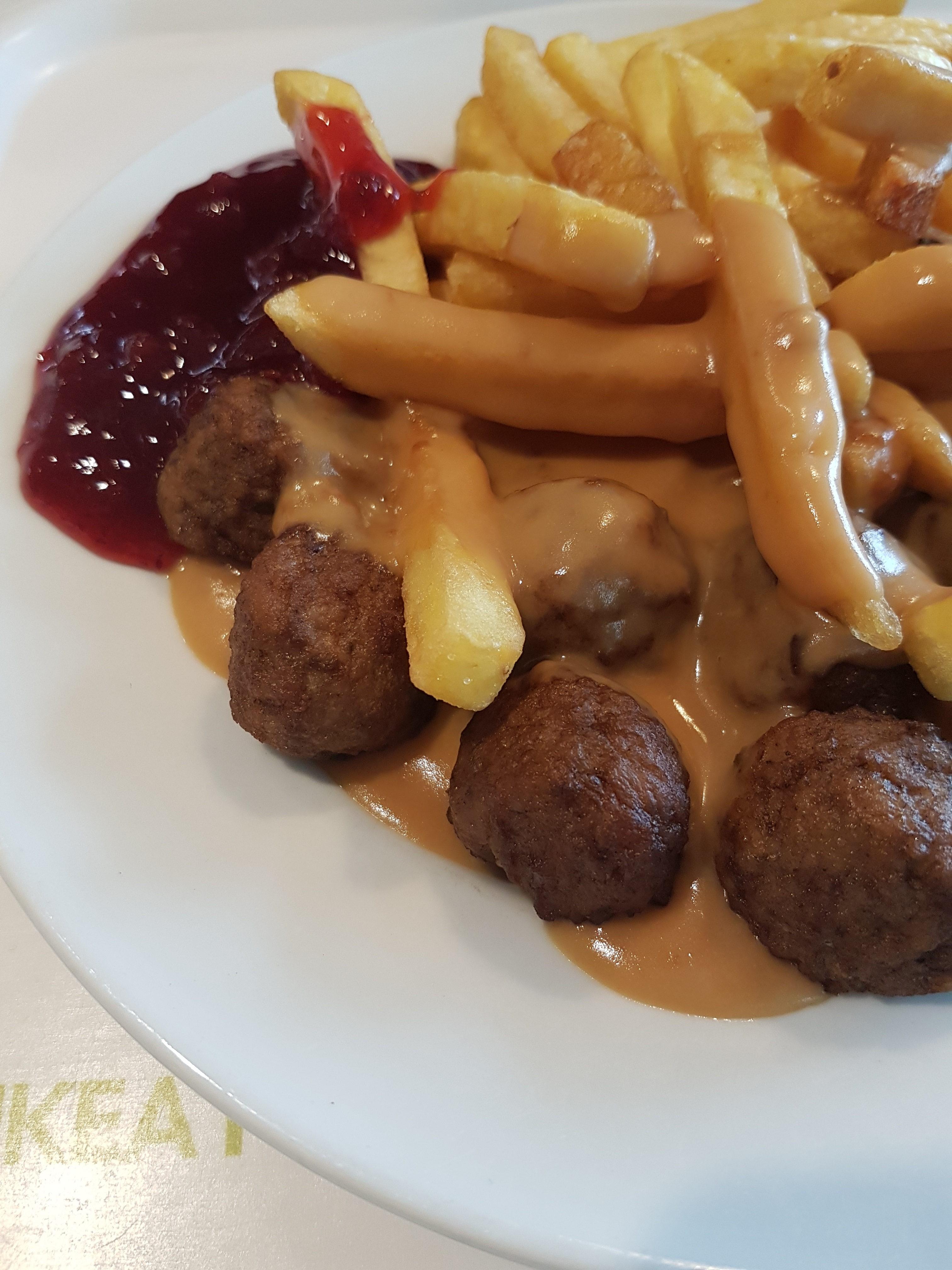 Wochenrückblick 17/ 2017 - Köttbuallar bei IKEA