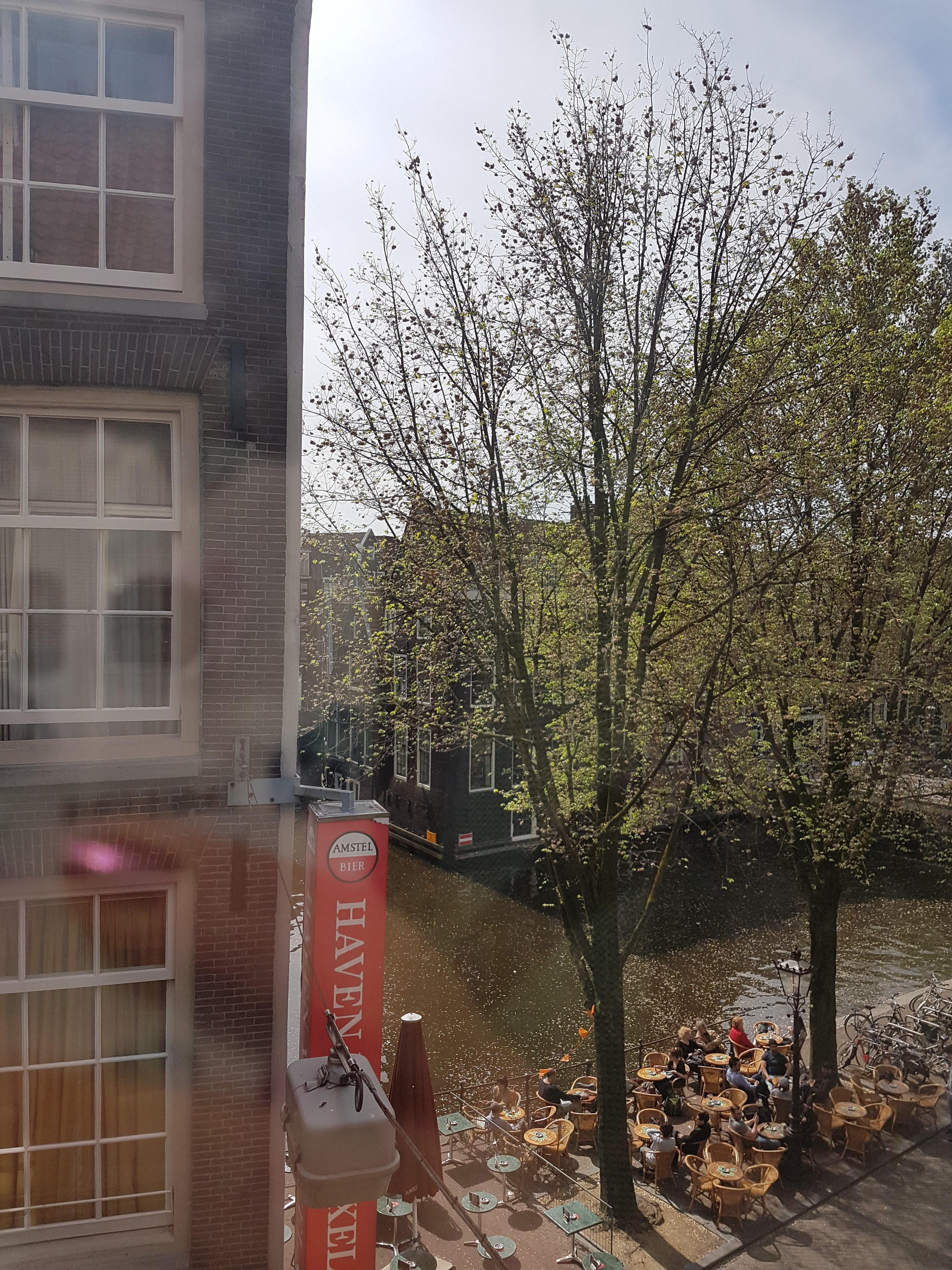 Wochenrückblick 19/ 2017 - Junggesellinnenabschied Amsterdam