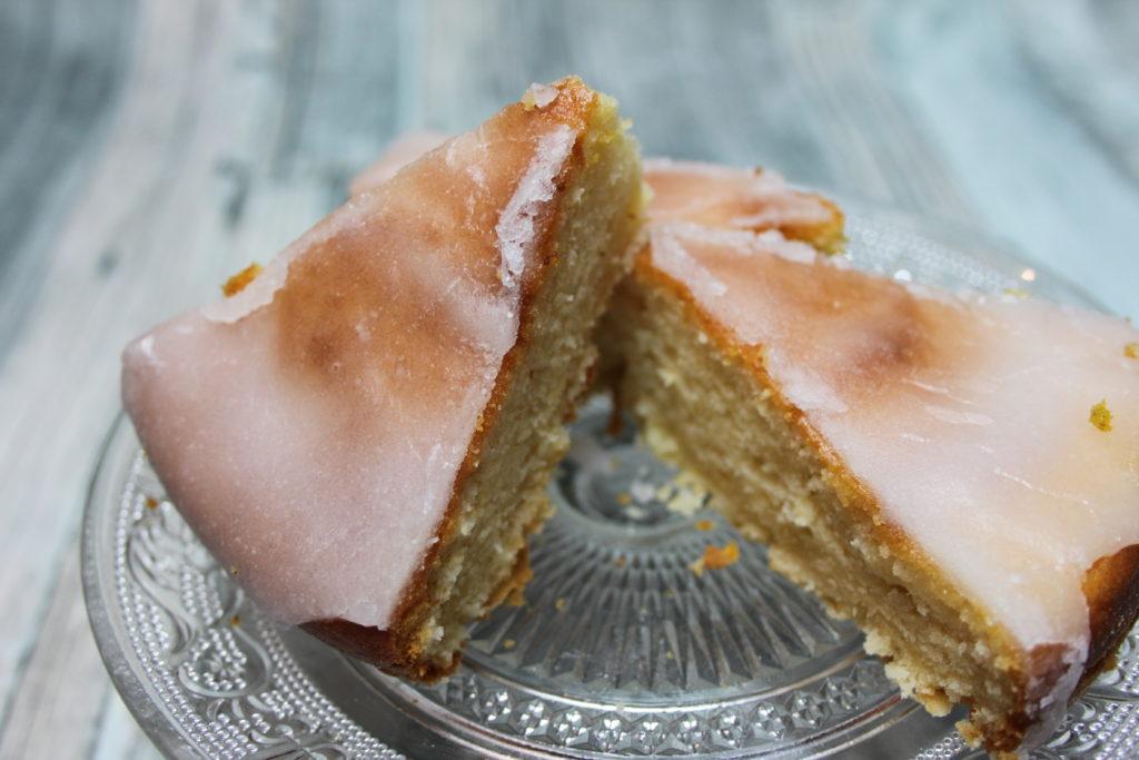 Wochenrückblick 20/ 2017 - Zitronenkuchen unter 100 Kalorien