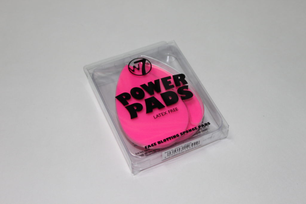 W7 Cosmetics Produkte im Vergleich - Face Blotting Sponge Power Pads