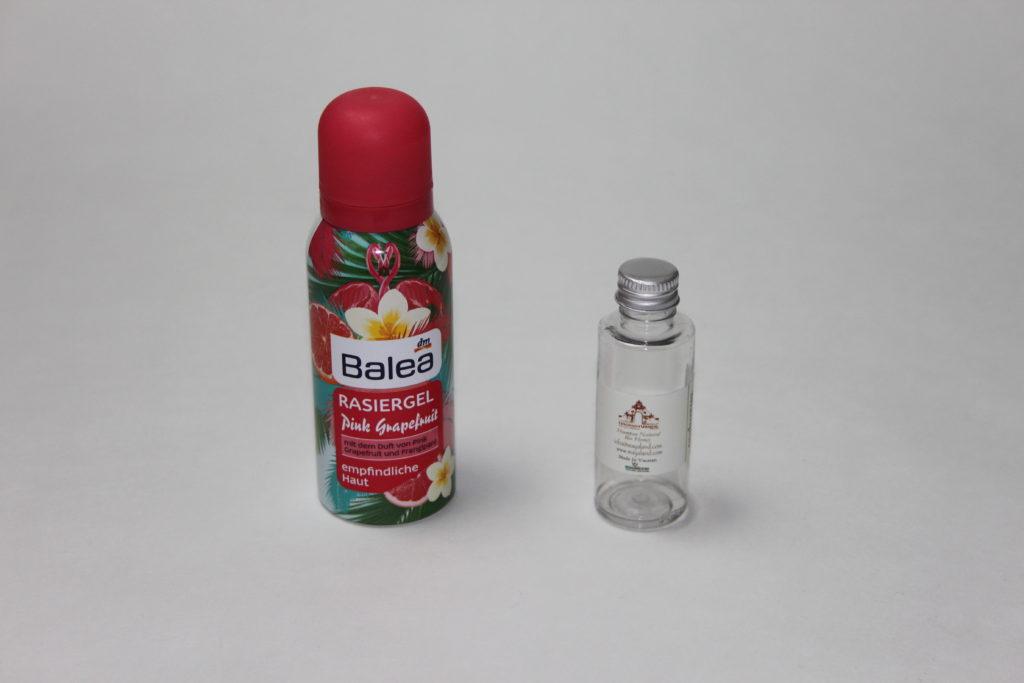 Aufgebraucht 2017 #2 - März und April - Balea Easiergel und Shampoo