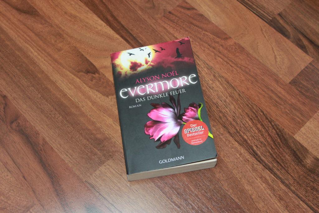 Update Lesechallenge - März und April 2017 - Evermore 4 - Das dunkle Feuer