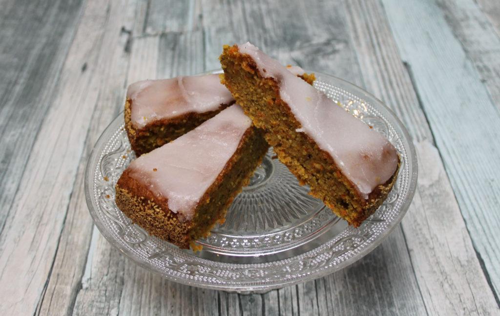 Rübli Kuchen ohne Mehl