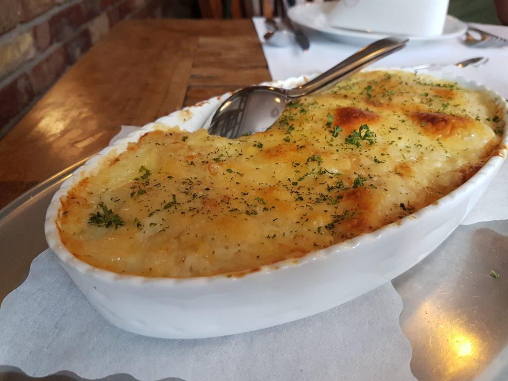 Wochenrückblick 22/ 2017 - Kartoffelgratin