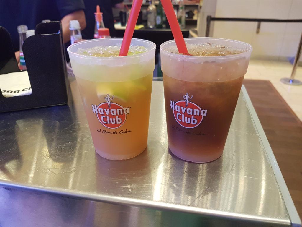 Wochenrückblick 22/ 2017 - Ipanema und Long Island Ice Tea - For Free!