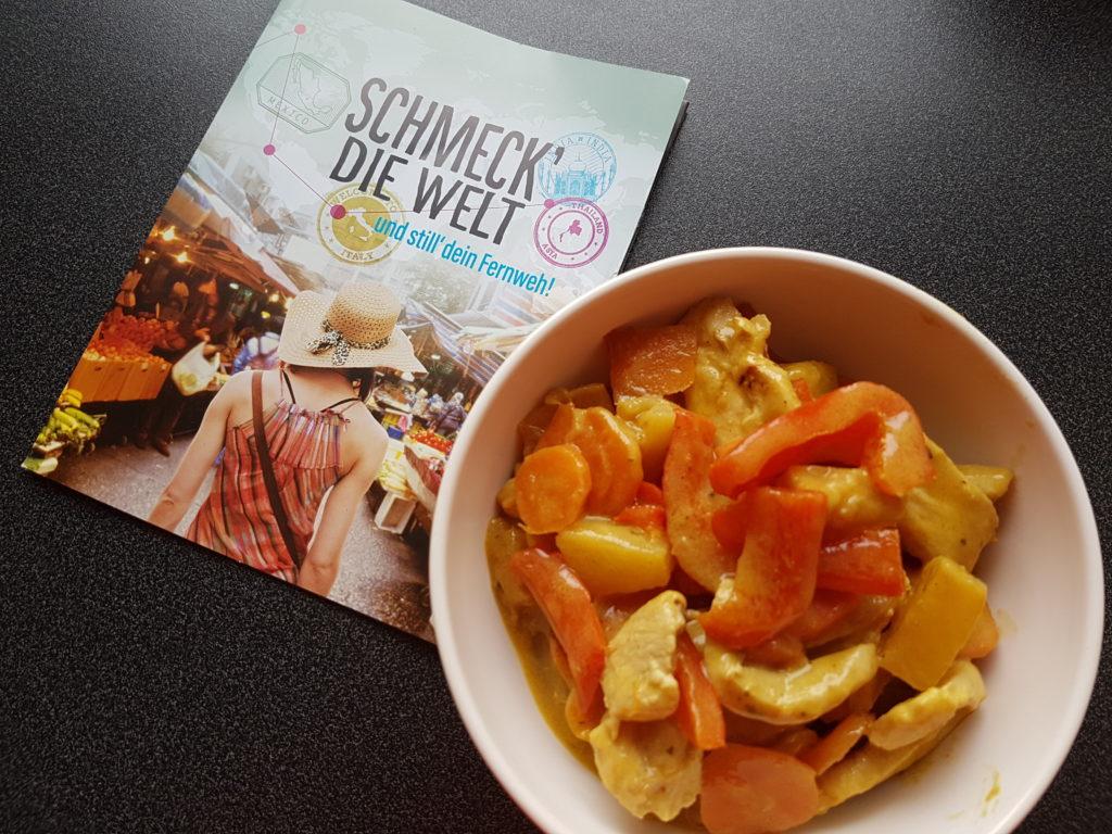 Schmeck' die Welt - Indisches Curry