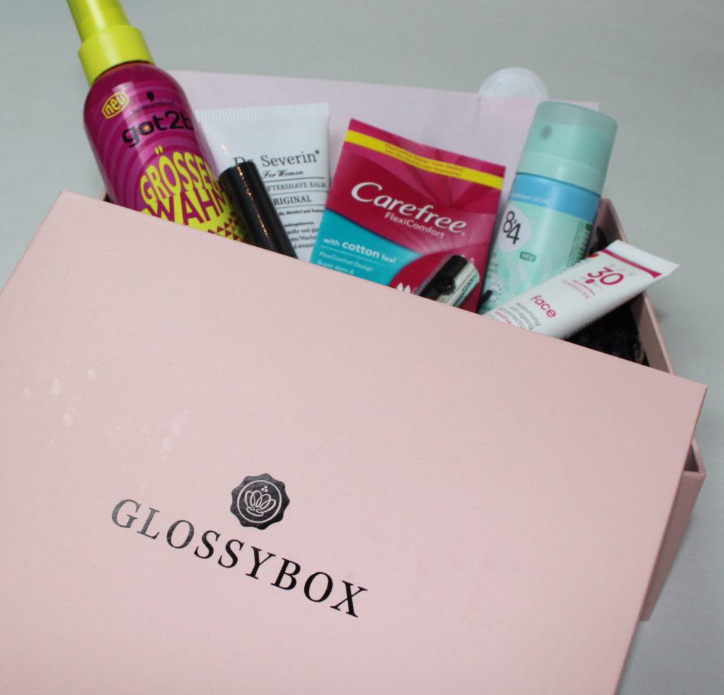 Glossybox Mai 2017